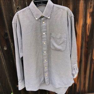 🍩🍩 Burberry houndstooth Button Up Shirt